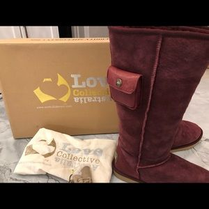 Australia Luxe Collection Shearling Boots